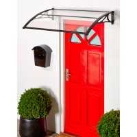 EMMA CANOPY (BLACK) 1200mm X 800mm
