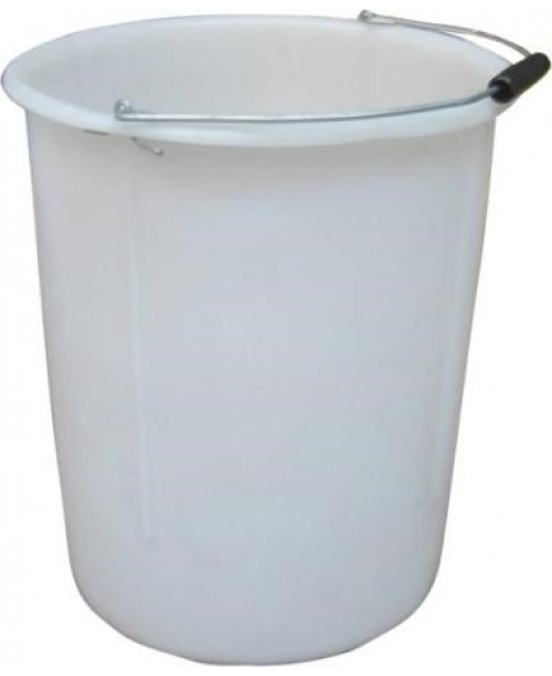 A008154 30 LITRE PLASTERERS BUCKET (3 PACK)