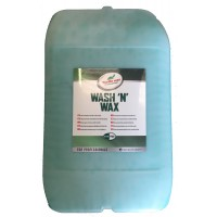 25 LITRE TURTLE WAX WASH & WAX