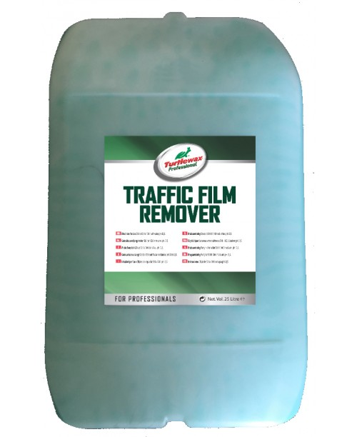 FG5388 25 LITRE TURTLE WAX TRAFFIC FILM REMOVER