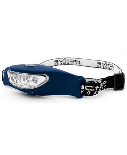 3 LED HEADTORCH
