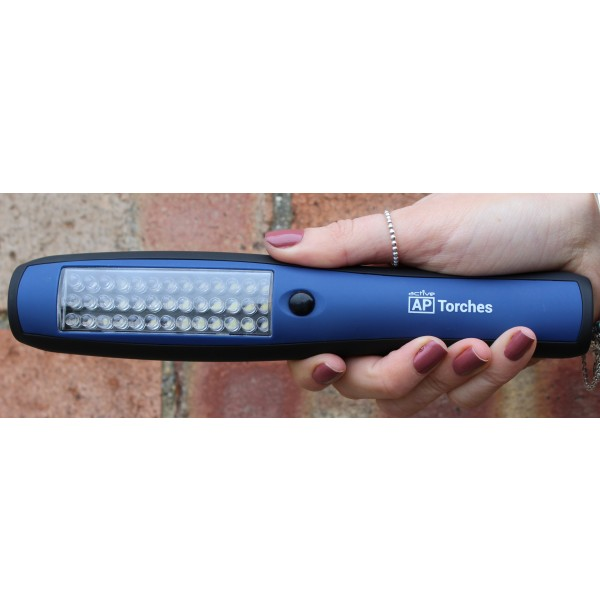 A51630 39 LED INSPECTION LAMP AND 1 WATT LED TORCH  *** 2 FOR £17 INC DELIVERY ***