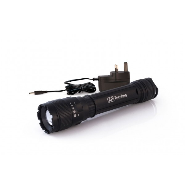 A51685 200 LUMENS CREE PERFORMANCE RECHARGEABLE TORCH
