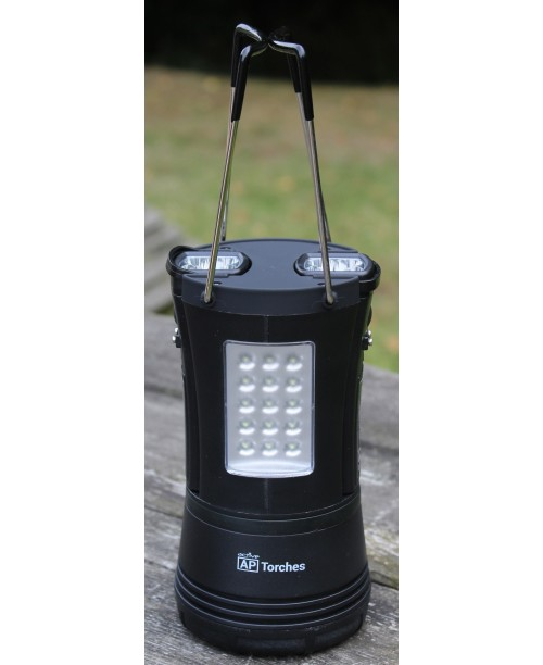 A52507 60 LED LANTERN WITH 2 DETACHABLE TORCHES ****PACK OF 2 OFFER £22.00****