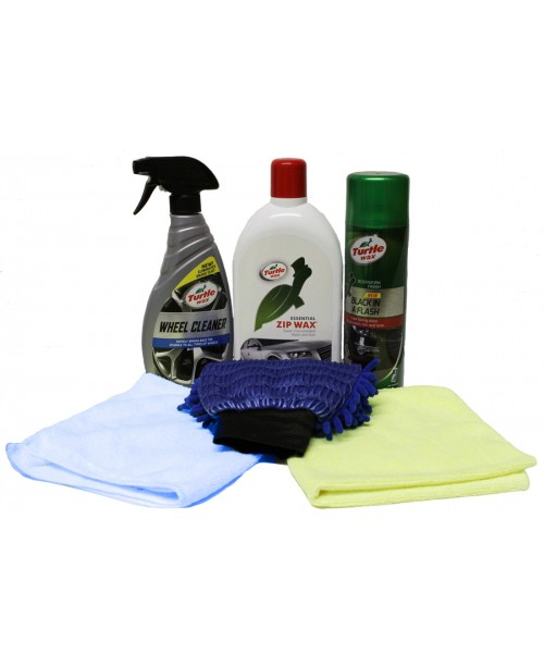 A52606 TURTLE WAX CAR CLEANING KIT