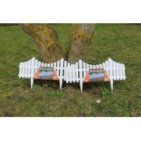 PICKET FENCING (2 PACKS OF 4)