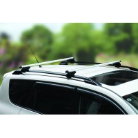 SWRB5 LOCKABLE UNIVERSAL RAIL ROOF BARS