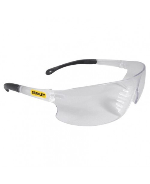 STANLEY BASE CURVE CLEAR SAFETY GLASSES (TWIN PACK)