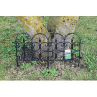 VICTORIAN FENCING (2 PACKS OF 4 FENCES)
