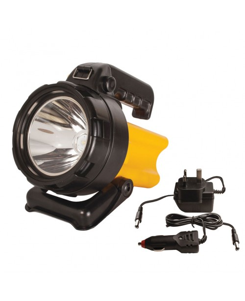 150 LUMENS LED RECHARGEABLE SPOTLIGHT **(NEW IMPROVED)**