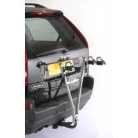 MOTTEZ 2 BIKE TOWBALL MOUNTED REAR HANG ON CARRIER
