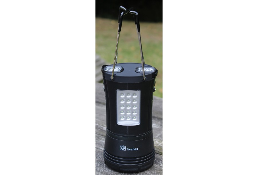 A52507 60 LED LANTERN WITH 2 DETACHABLE TORCHES PACK OF OFFER