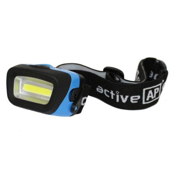 A52583 140 LUMENS COB HEADTORCH