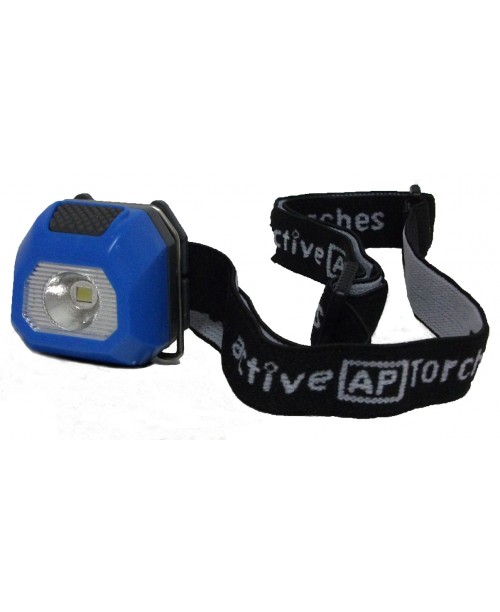 A55966 20 LUMENS MINI HEADTORCH (3 FOR £16.00 OFFER)