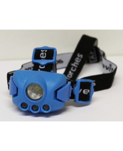 A56093 110 LUMENS TRI MODE HEADTORCH (2 PACK SPECIAL OFFER £17.50)