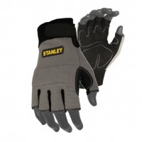 STANLEY FINGERLESS GLOVE SIZE 10L (TRIPLE PACK £19.20)