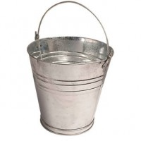 14 LTR GALVANISED BUCKET (PACK OF 10)